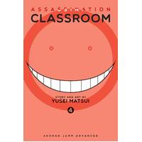 ASSASSINATION CLASSROOM GN VOL 04