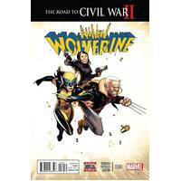 ALL NEW WOLVERINE #9 RCW2