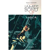 JAMES BOND HC VOL 01 VARGR