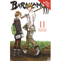 BARAKAMON GN VOL 11 (C: 1-1-0)