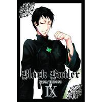 BLACK BUTLER GN VOL 09