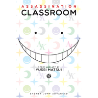 ASSASSINATION CLASSROOM GN VOL 12