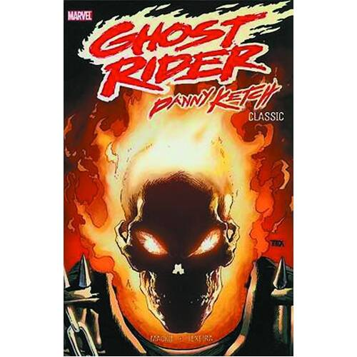 GHOST RIDER DANNY KETCH CLASSIC TP VOL 02