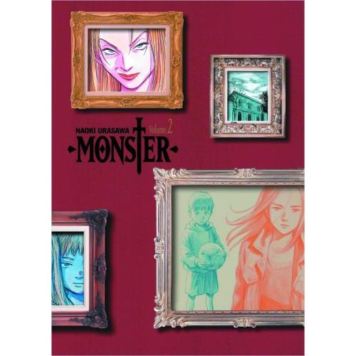 MONSTER TP VOL 02 PERFECT ED URASAWA